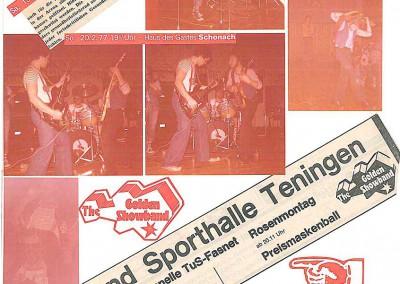 1977 - Fasnacht