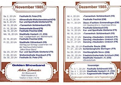 1985-11.& 12.-TOUR-EXPRESS
