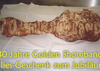 2000-30 Jahre Golden Showband-Brot