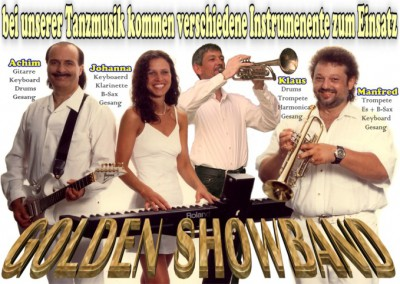 2007 Golden Showband