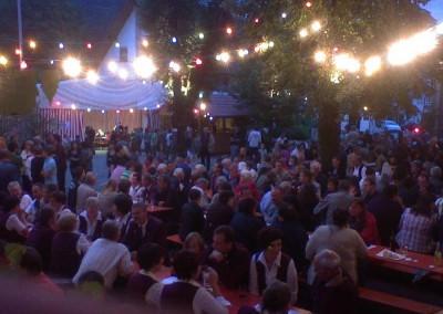 2009 Wörthfest-Elzach Festgelände