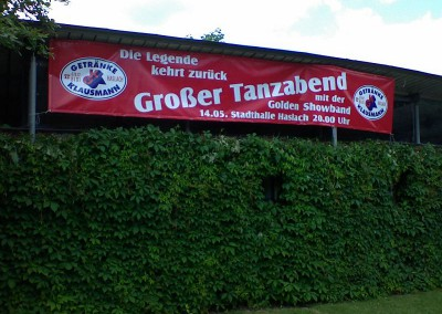 2011 Banner-Werbung Haslach i.K.