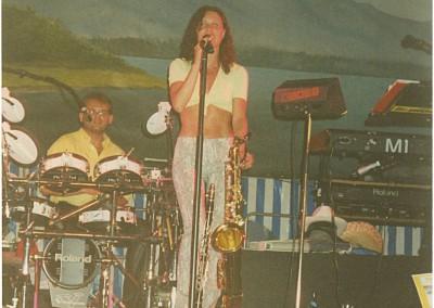 Ende 90er-Waldshut-Chilbi-Johanna +Uli