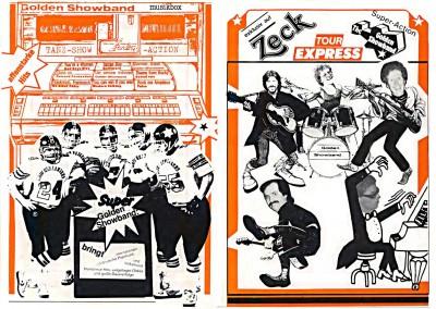 09. & 10. 1985 TOUR-EXPRESS 1.+ 4. Seite