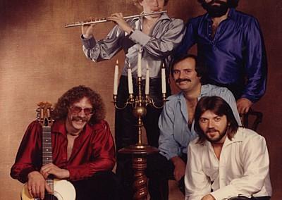 1982 Bandfoto Freiburg