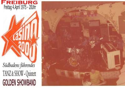 1975 CASINO 2000 Freiburg Löwenstraße