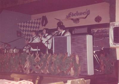 Juni 1970 Feiburg Löwenstr. Edelweiß