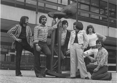 1972 Band Freiburg