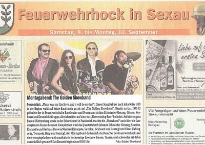 05.09.2012 - Wochenzeitung Emmendinger Tor