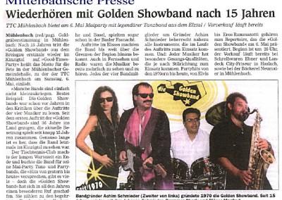 Mülenbach Mai-Party 2006