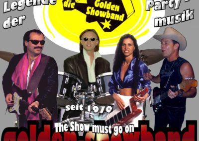 Golden Showband - 2018